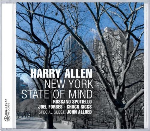 Harry Allen New York State Of Mind