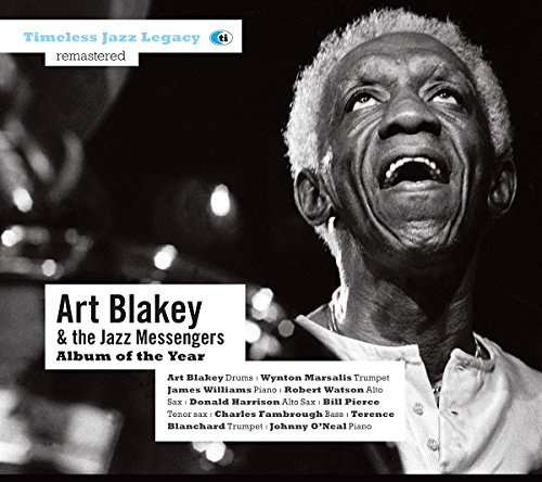 Art & Jazz Messengers Blakey Album Of The Year