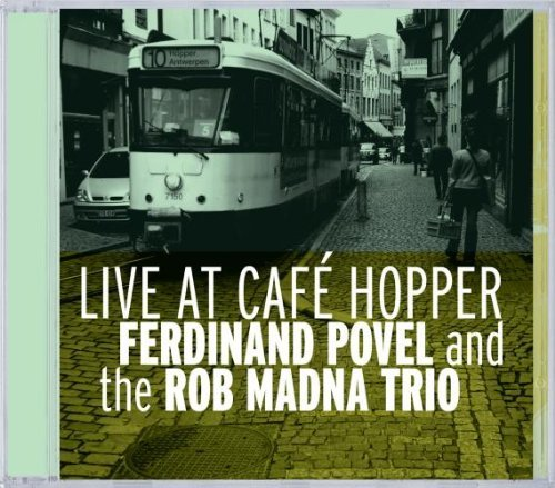 Povel & Madna Trio Live At Cafe Hopper