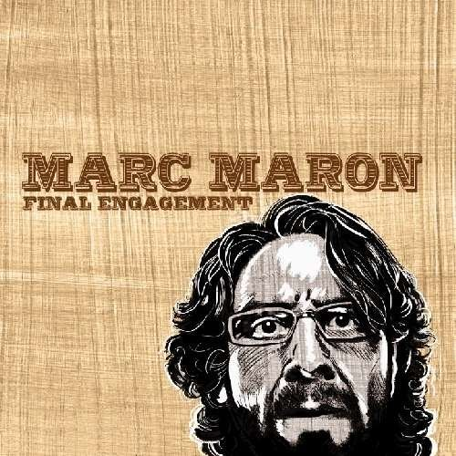 Marc Maron Final Engagement 2 CD