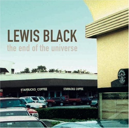 Lewis Black End Of The Universe