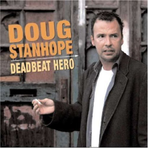 Doug Stanhope Deadbeat Hero Jewel Case Nr