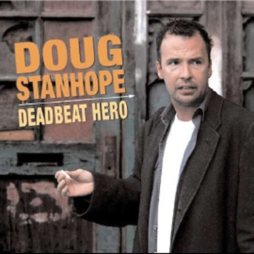 Doug Stanhope Deadbeat Hero Amaray Nr