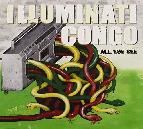 Illuminati Congo All Eye See