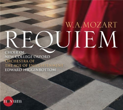 Wolfgang Amadeus Mozart Requiem Higginbottom New College Choir