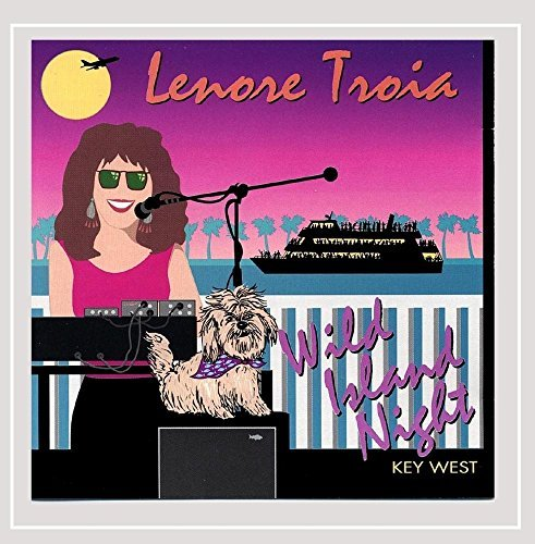 Lenore Troia Wild Island Night Key West