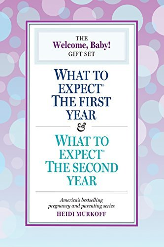 Heidi Murkoff The Welcome Baby! Gift Set