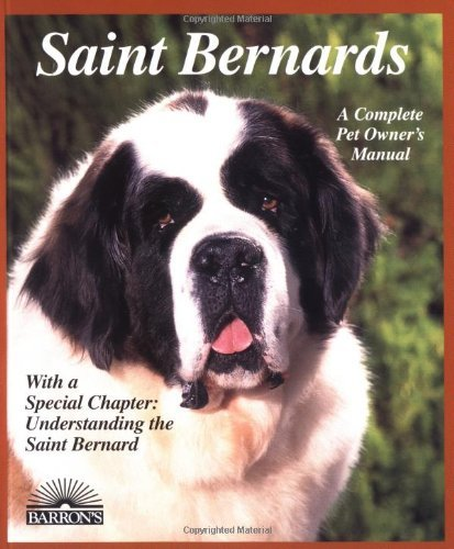 Joan Hustace Walker Saint Bernards