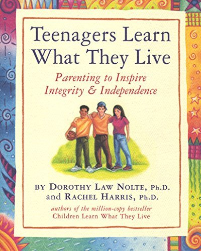 Rachel Harris Teenagers Learn What They Live Parenting To Inspire Integrity & Independence