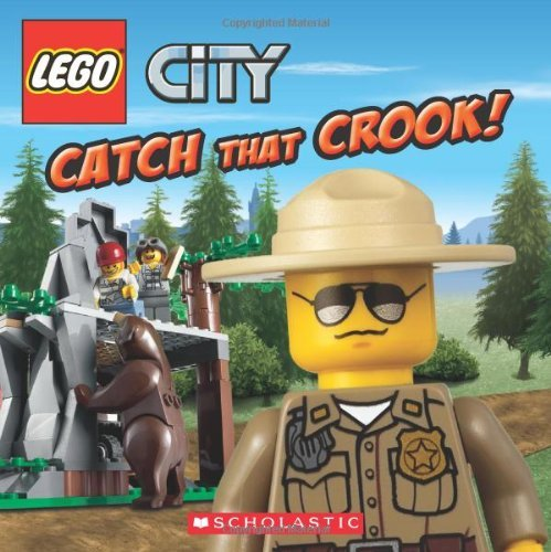 Michael Anthony Steele Lego City Catch That Crook!
