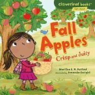 Martha E. H. Rustad Fall Apples Crisp And Juicy