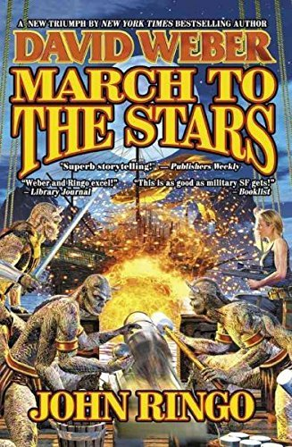David Weber March To The Stars