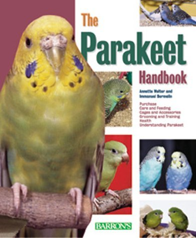 Immanuel Bermelin The Parakeet Handbook 0002 Edition;
