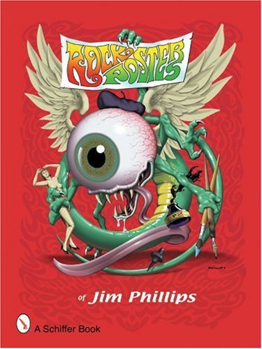 Jim Phillips Rock Posters Of Jim Phillips