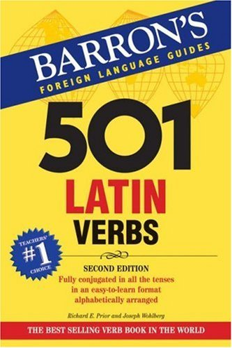 Richard E. Prior 501 Latin Verbs 0002 Edition;