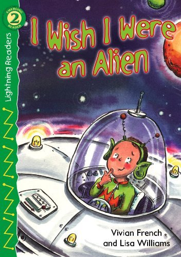 Vivian French I Wish I Were An Alien