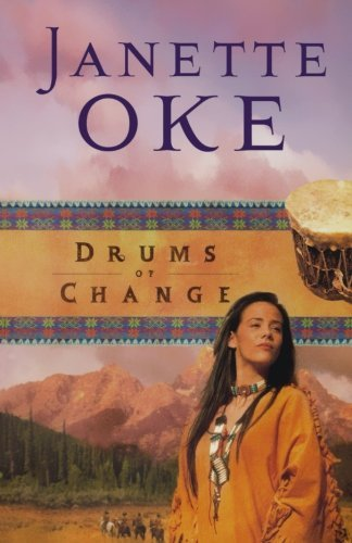 Janette Oke Drums Of Change Repackaged
