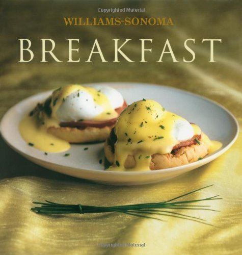 Chuck Williams Williams Sonoma Collection Breakfast