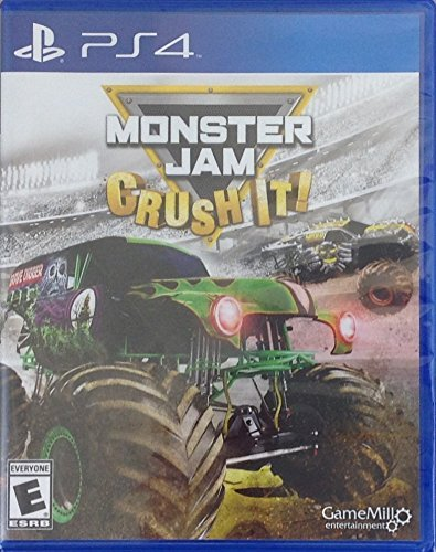 Ps4 Monster Jam Crush It
