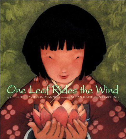 Celeste Davidson Mannis One Leaf Rides The Wind
