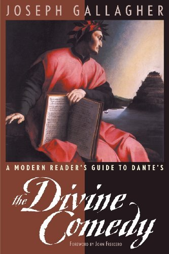 Joseph Gallagher Modern Reader's Guide To Dante's The Div