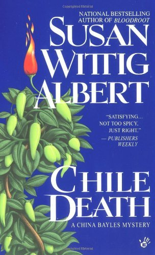 Susan Wittig Albert Chile Death
