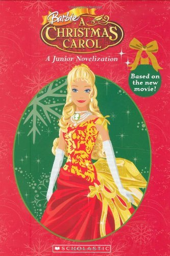 Rainmaker Entertainment Barbie In A Christmas Carol A Junior Novelization