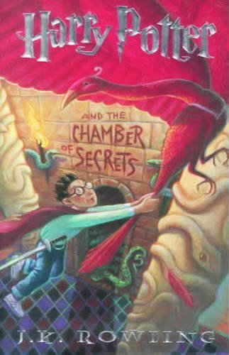J. K. Rowling Harry Potter And The Chamber Of Secrets Large Print