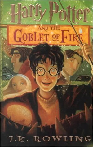 J. K. Rowling Harry Potter And The Goblet Of Fire Large Print