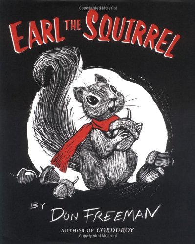 Don Freeman Earl The Squirrel