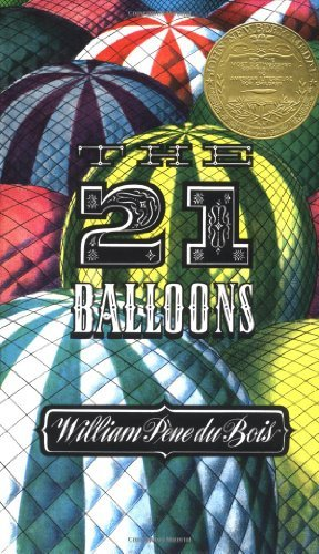 William Pene Du Bois The Twenty One Balloons
