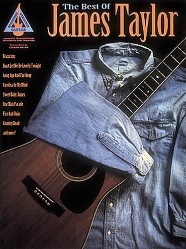 James Taylor The Best Of James Taylor