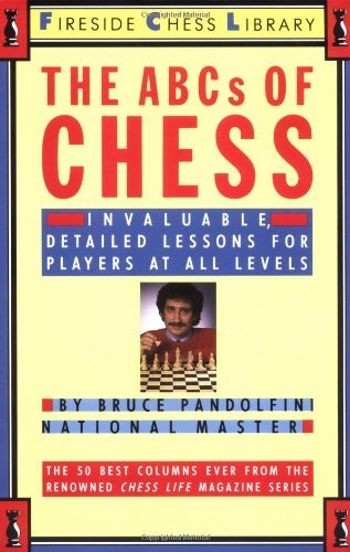 Bruce Pandolfini Abc's Of Chess