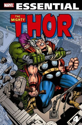 Stan Lee Mighty Thor Volume 4 The