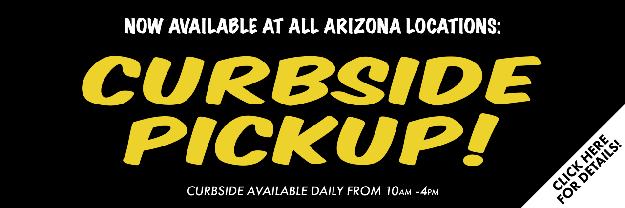 Curbside Pickup Info