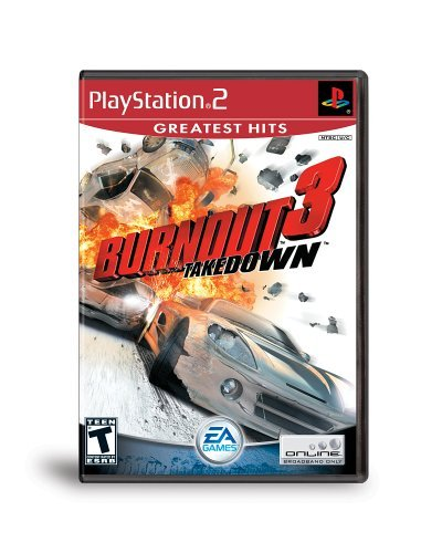 Ps2 Burnout 3 Takedown