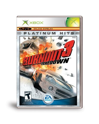 Xbox Burnout 3 Takedown