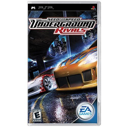 Psp Need For Speed Underground Rivals