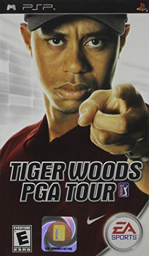 Psp Tiger Woods Pga Tour