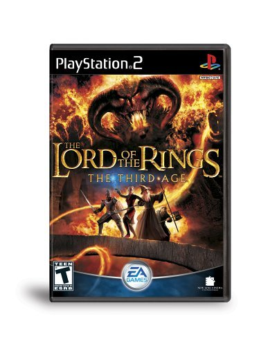 Ps2 Lord Of The Rings The Third Age