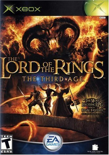 Xbox Lord Of The Rings Third Age