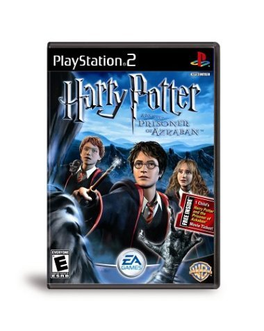 Ps2 Harry Potter & The Prisoner Of Azkaban