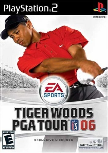 Ps2 Tiger Woods Pga Tour 2006