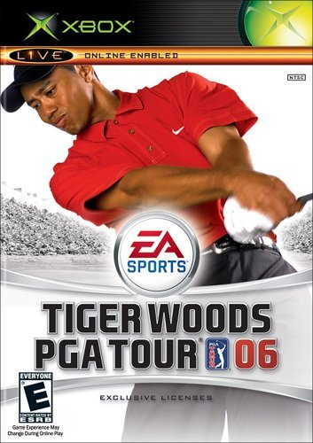 Xbox Tiger Woods Pga Tour 2006