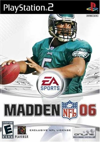 Ps2 Madden Nfl 2006