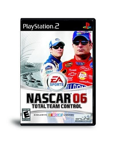 Ps2 Nascar 2006 Total Team