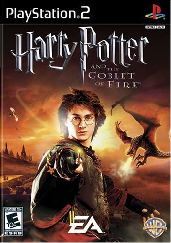 Ps2 Harry Potter Goblet Of Fire