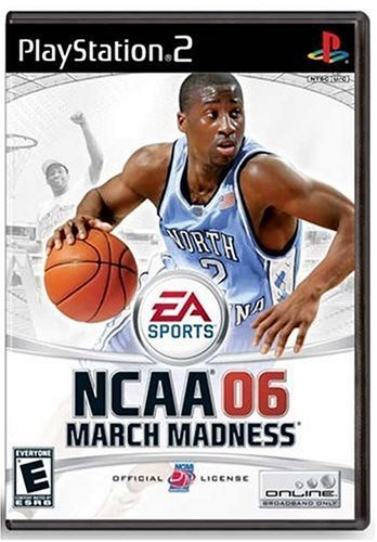 Ps2 Ncaa March Madness 2006