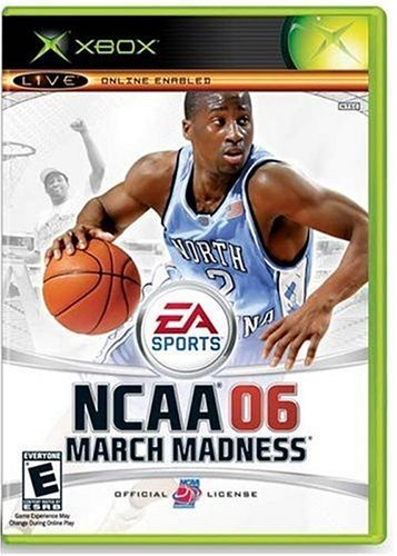 Xbox Ncaa March Madness 06