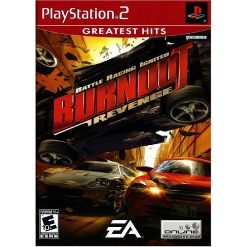 Ps2 Burnout Revenge